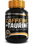 Caffeine and taurine power force